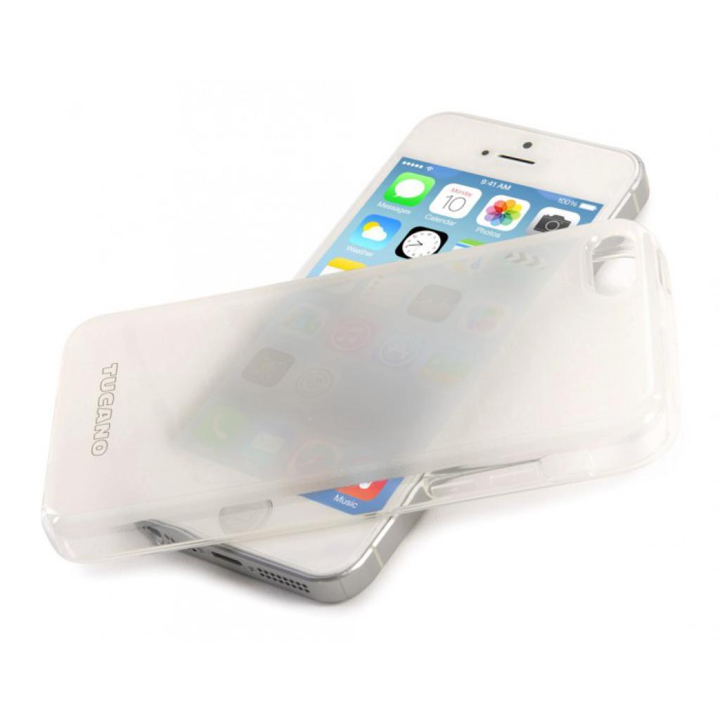 Чехол для моб. телефона Tucano iPhone 5С /Velo/Trasparente (IPHCV-TR) изображение 4