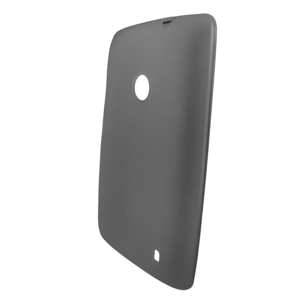Чехол для моб. телефона GLOBAL для Nokia Lumia 520 (темный) (1283126448942)