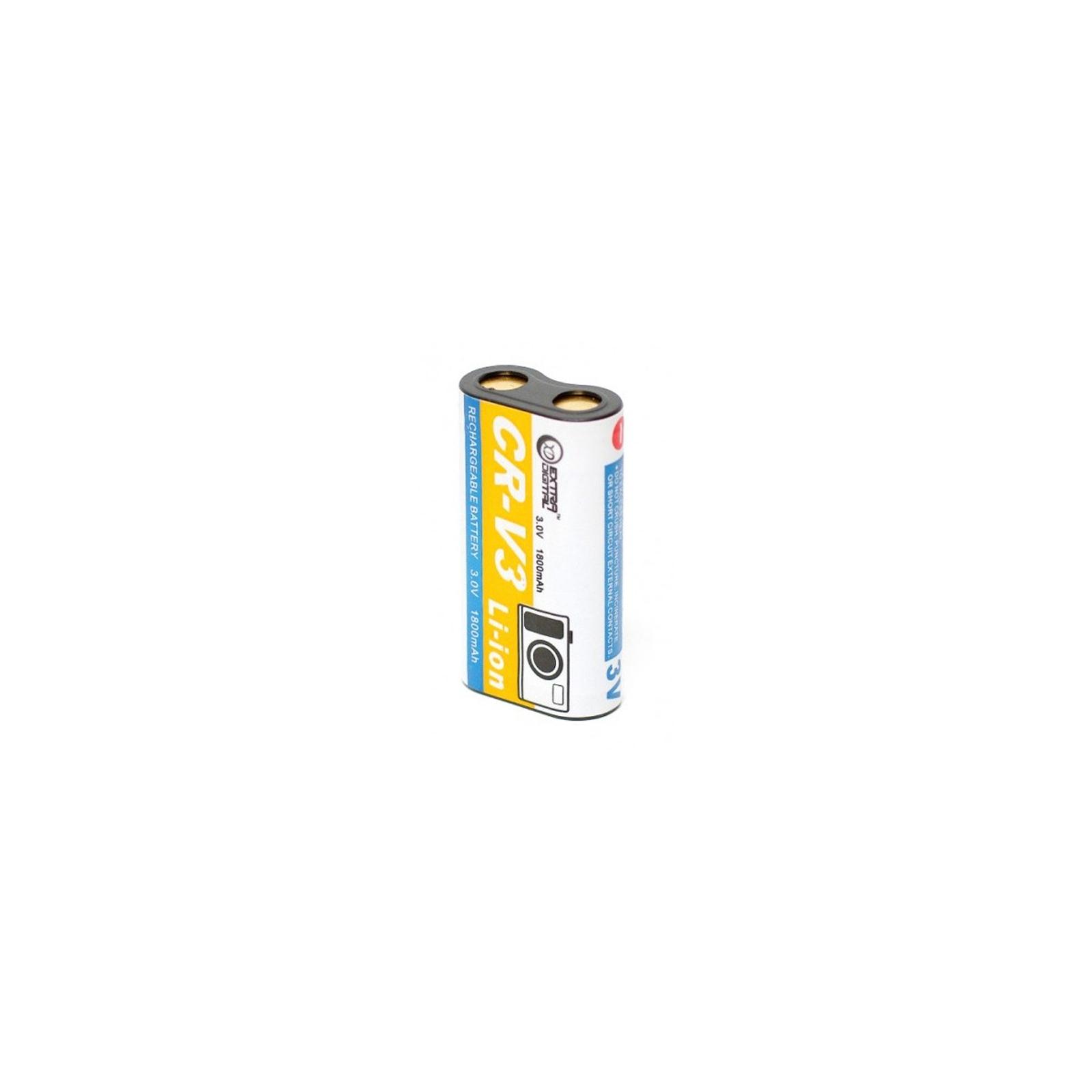 Аккумулятор к фото/видео EXTRADIGITAL Olympus LI-O1B (DV00DV1072) изображение 2