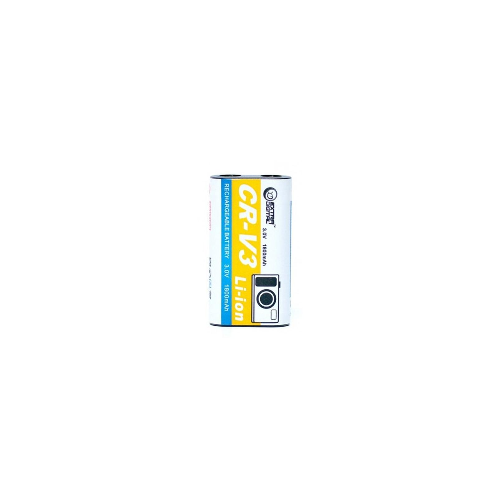 Аккумулятор к фото/видео EXTRADIGITAL Olympus LI-O1B (DV00DV1072)