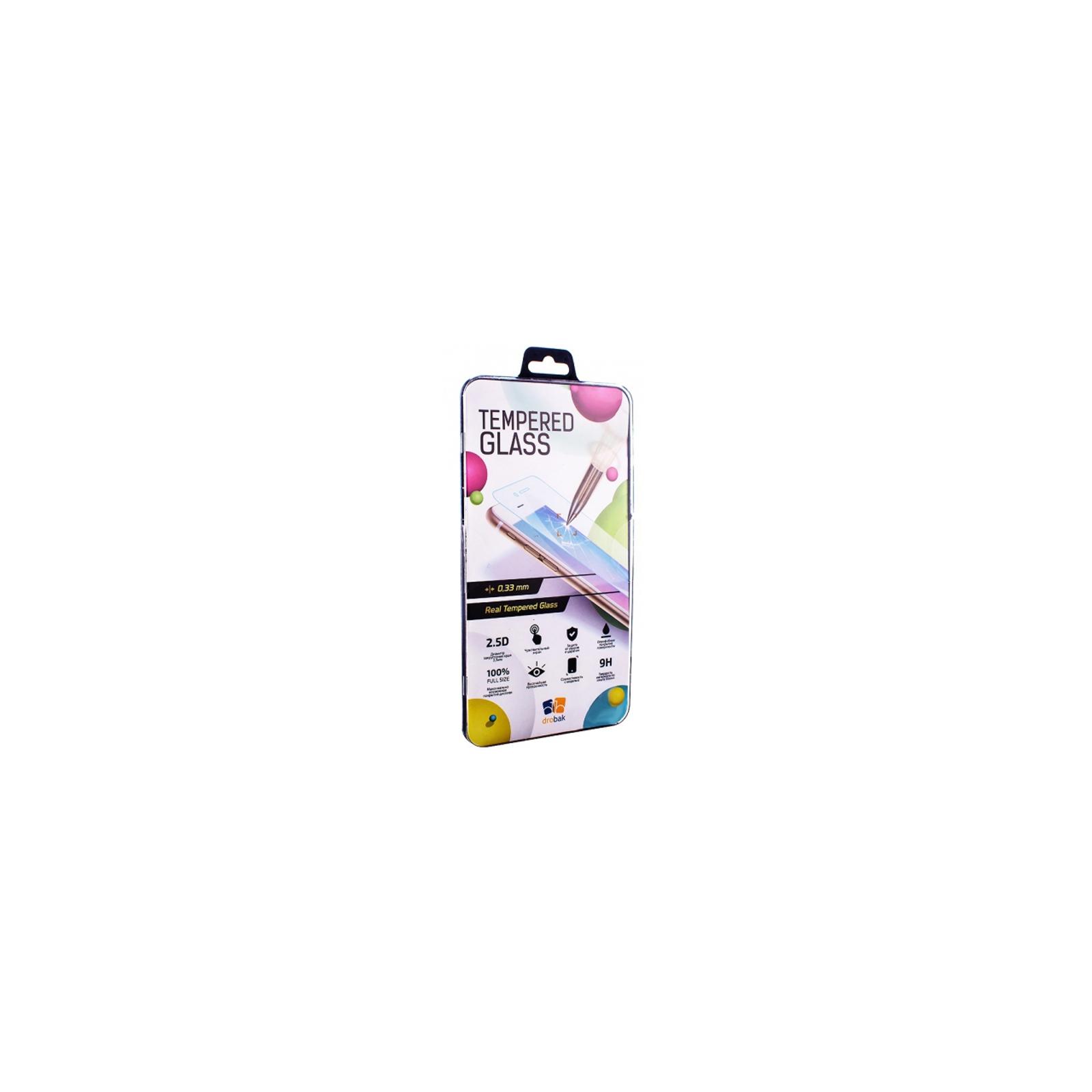 Стекло защитное Drobak для Apple iPhone 6 Plus Tempered Glass (500248)