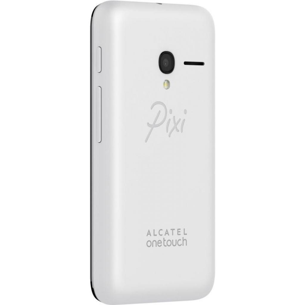 Мобильный телефон ALCATEL ONETOUCH 4013D PIXI 3 (4) White (4894461292984) изображение 6