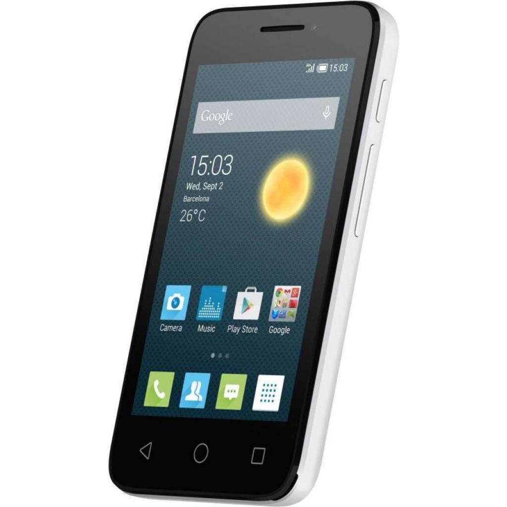 Мобильный телефон ALCATEL ONETOUCH 4013D PIXI 3 (4) White (4894461292984) изображение 7