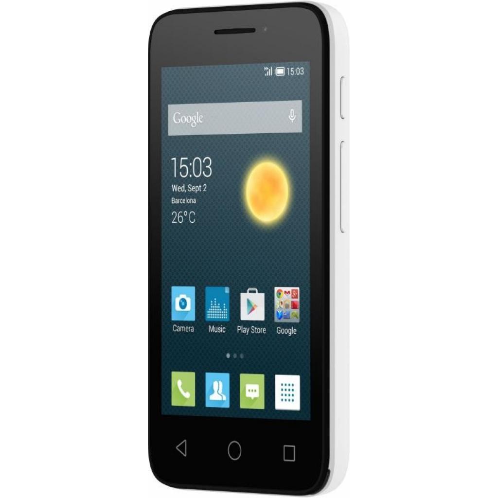 Мобильный телефон ALCATEL ONETOUCH 4013D PIXI 3 (4) White (4894461292984) изображение 9