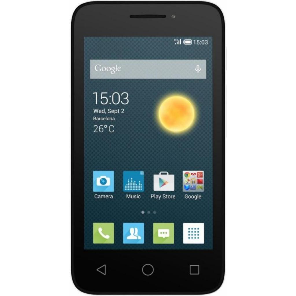 Мобильный телефон ALCATEL ONETOUCH 4013D PIXI 3 (4) White (4894461292984)