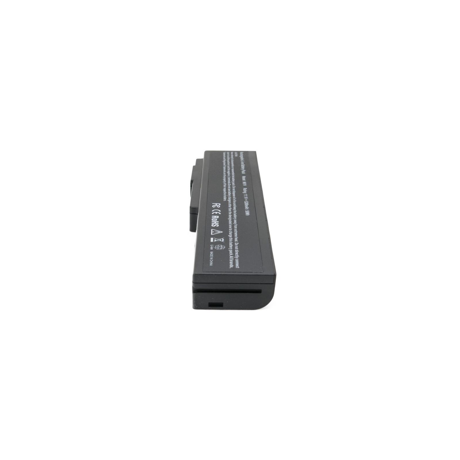 Аккумулятор для ноутбука Asus N61VG (A32-M50) 5200 mAh EXTRADIGITAL (BNA3928) изображение 5