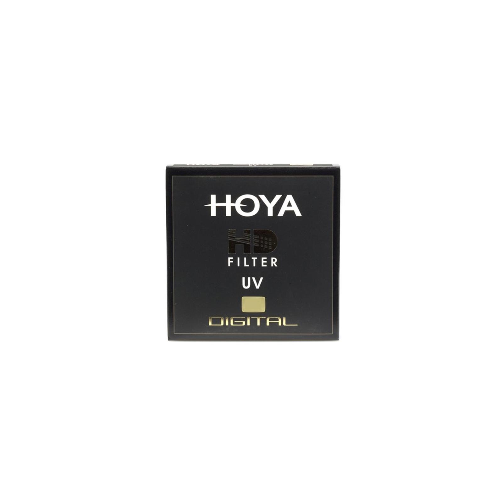 Светофильтр Hoya HD UV 55mm (0024066051028) изображение 2