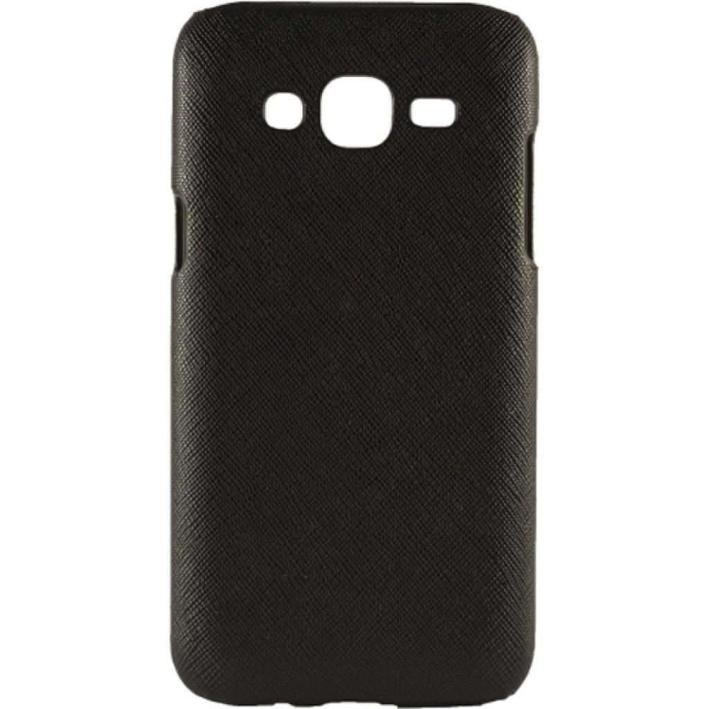 Чехол для моб. телефона Drobak Wonder Cover для Samsung Galaxy J5 SM-J500H Black (216986)