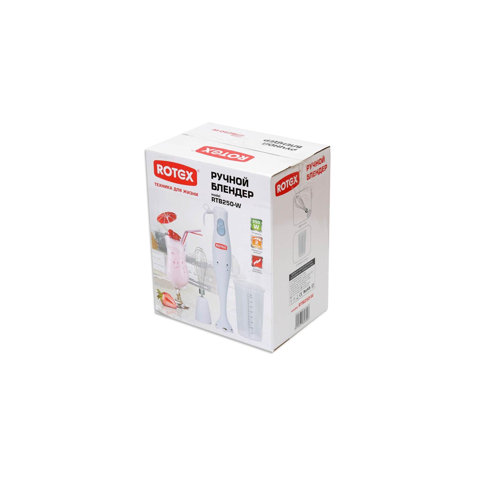 Блендер Rotex RTB250-W изображение 3