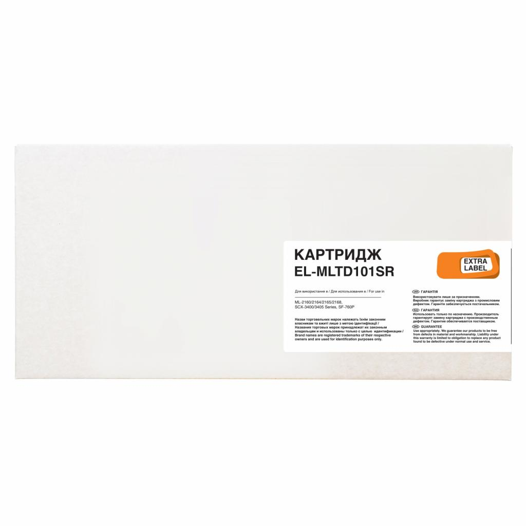 Картридж PATRON SAMSUNG ML-2160 EXTRA Label /MLT-D101S (EL-MLTD101SR) изображение 2