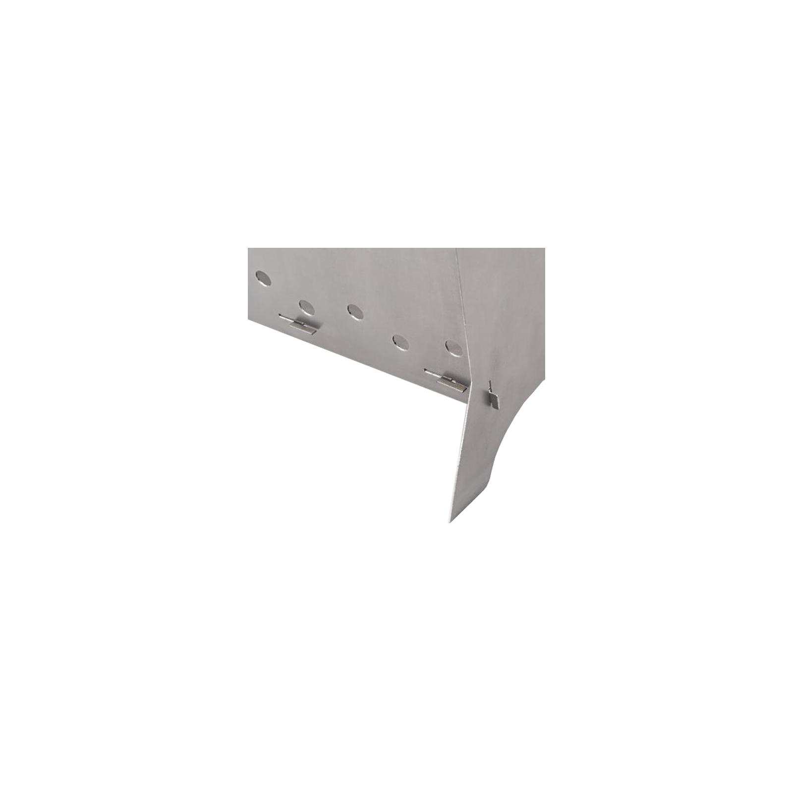 Мангал Кемпінг Компакт BQ-1561 раскладной (4823082701766) изображение 4