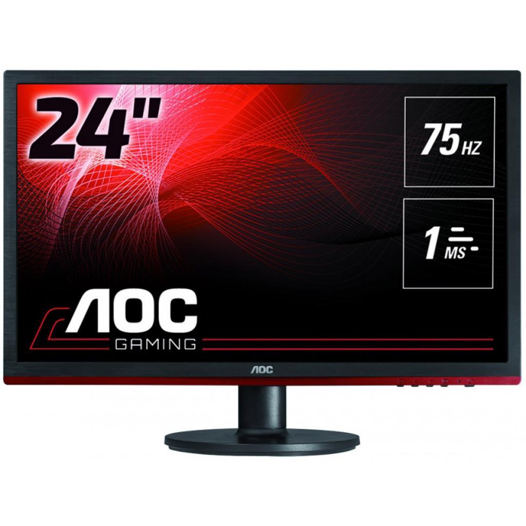 Монитор AOC g2460Vq6 изображение 8