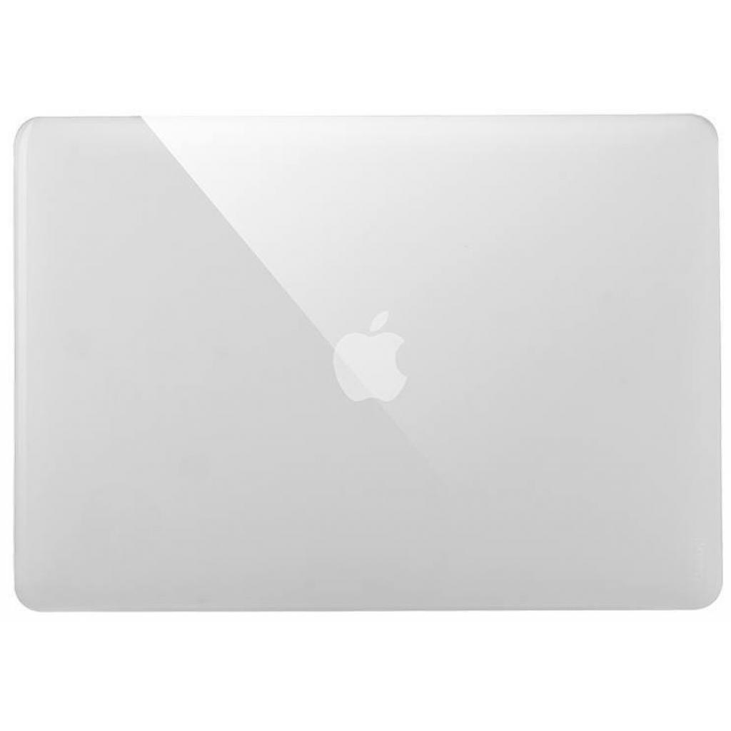 """Чехол для ноутбука OZAKI O!macworm TightSuit MacBook Pro 15"""" Retina Transparent (OA404TR) изображение 2"""