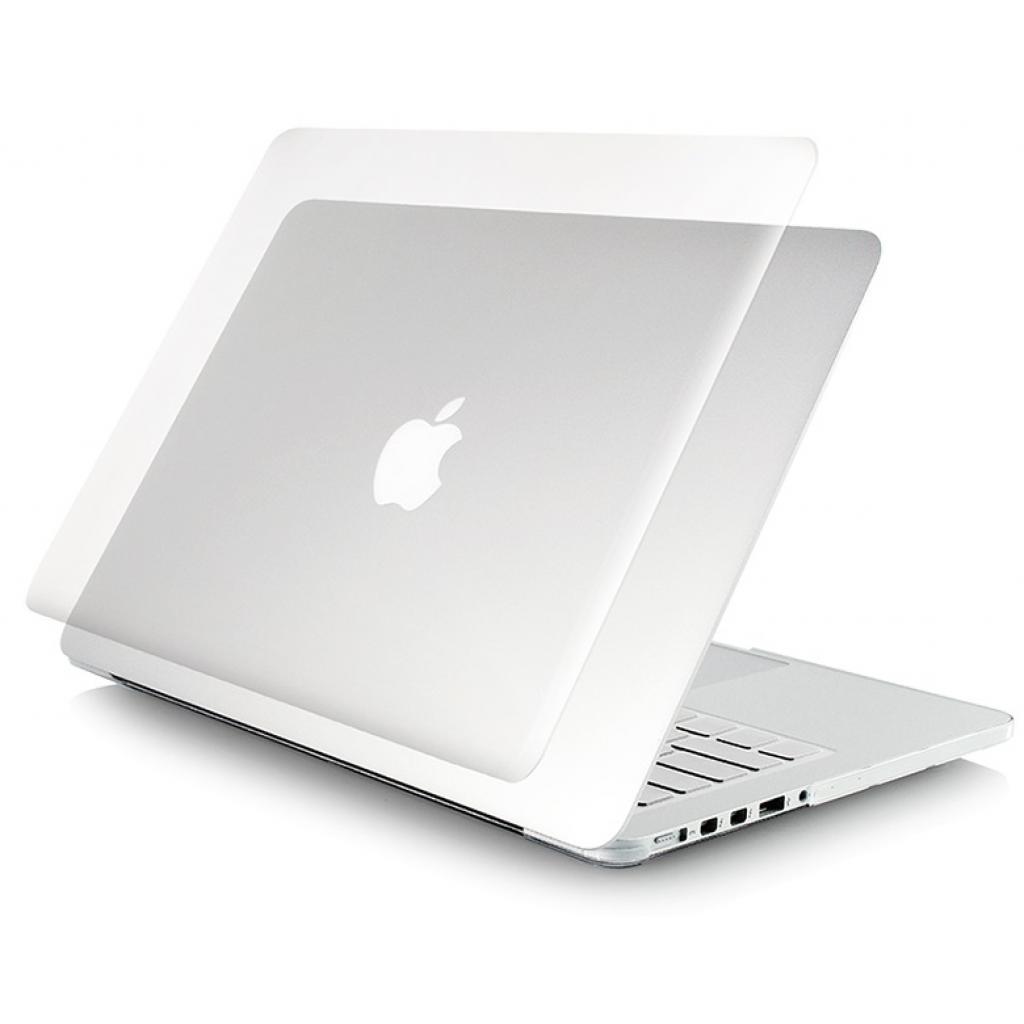 "Чехол для ноутбука OZAKI O!macworm TightSuit MacBook Pro 15"" Retina Transparent (OA404TR)"