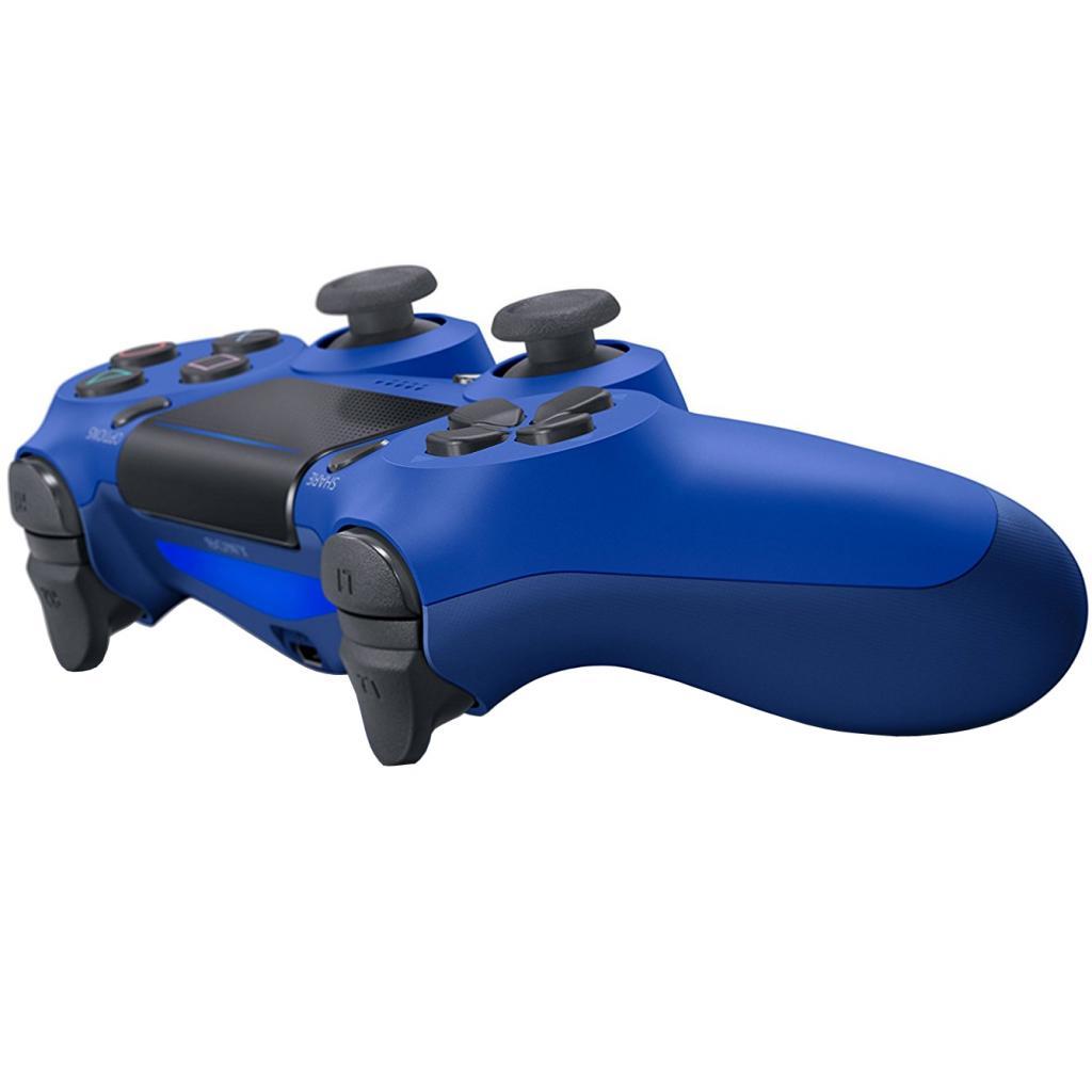 Геймпад Sony PS4 Dualshock 4 V2 Steel Black изображение 4