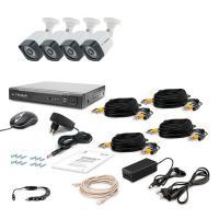 Комплект видеонаблюдения Tecsar 4OUT-3M LIGHT (9571)