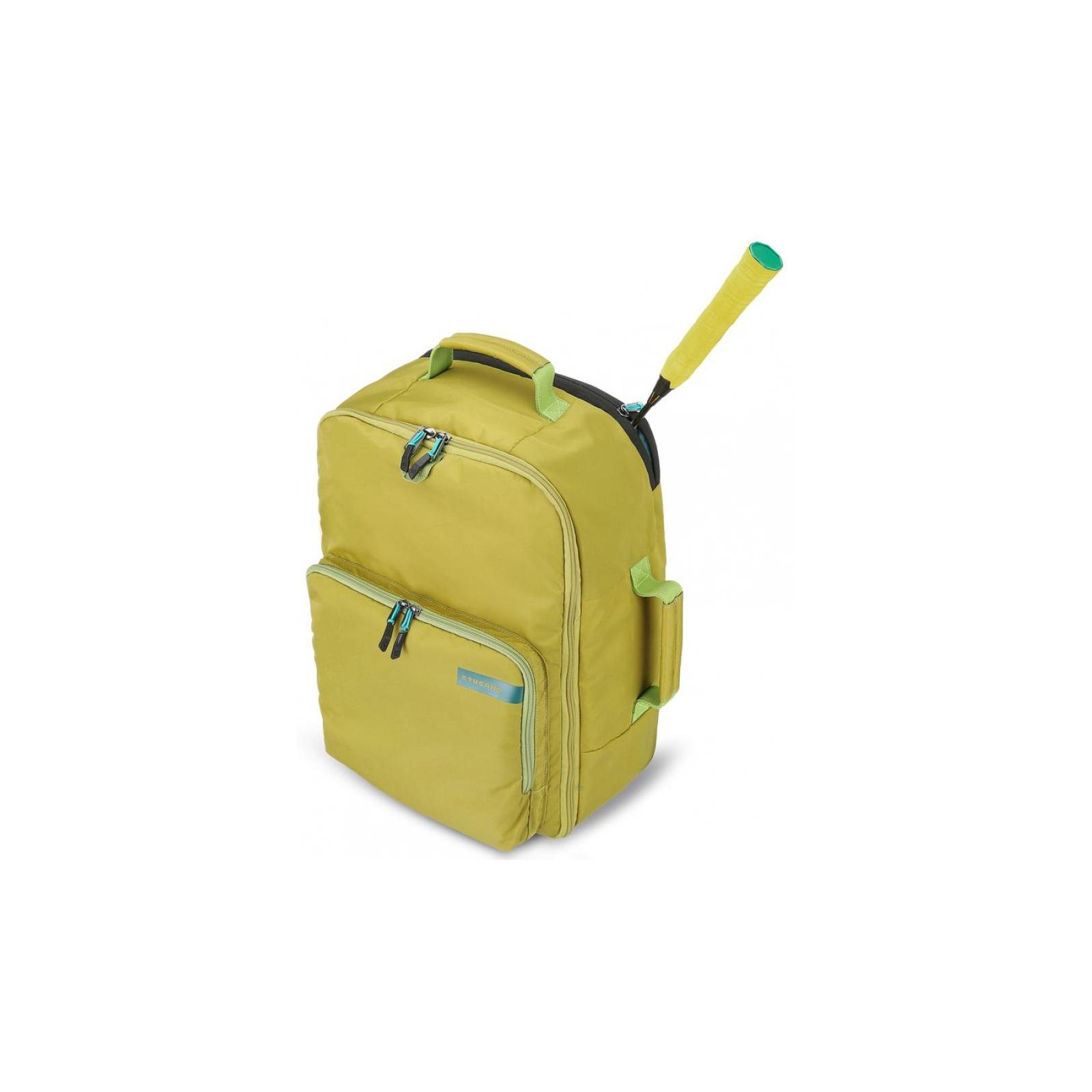 Рюкзак Tucano Sport Mister зелёный (BKMR-V) изображение 5