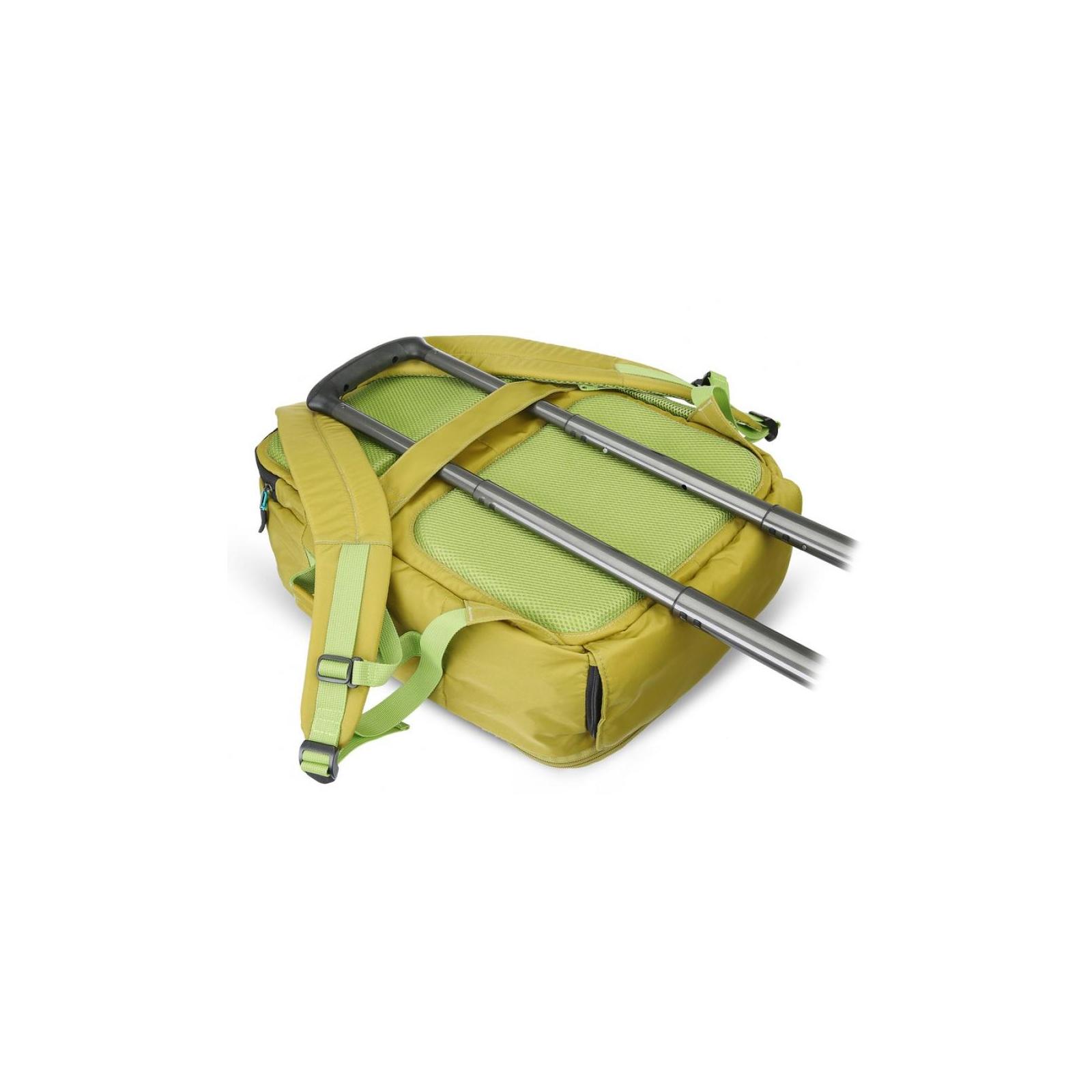 Рюкзак Tucano Sport Mister зелёный (BKMR-V) изображение 8