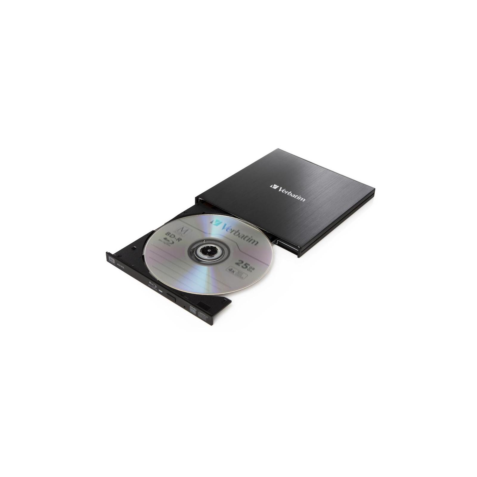 Оптический привод DVD-RW Verbatim 43890 изображение 2