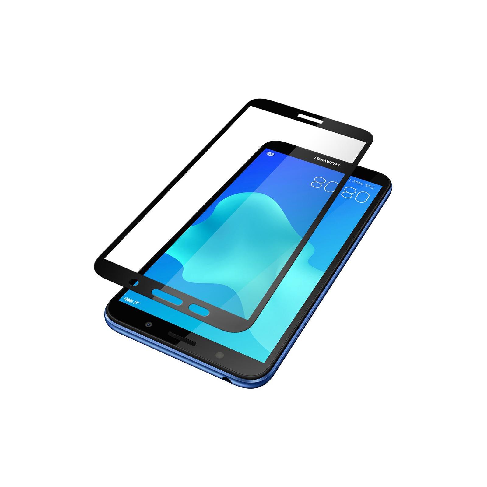 Стекло защитное Vinga для Huawei Y5 2018 (Black) (VTPGS-Y52018) изображение 2