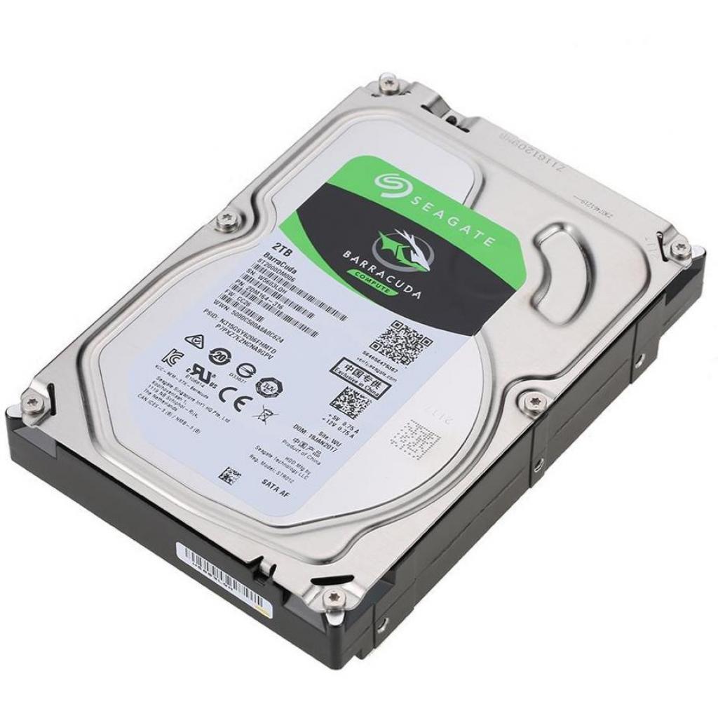 "Жесткий диск 3.5"" 2TB Seagate (ST2000DM005) изображение 3"