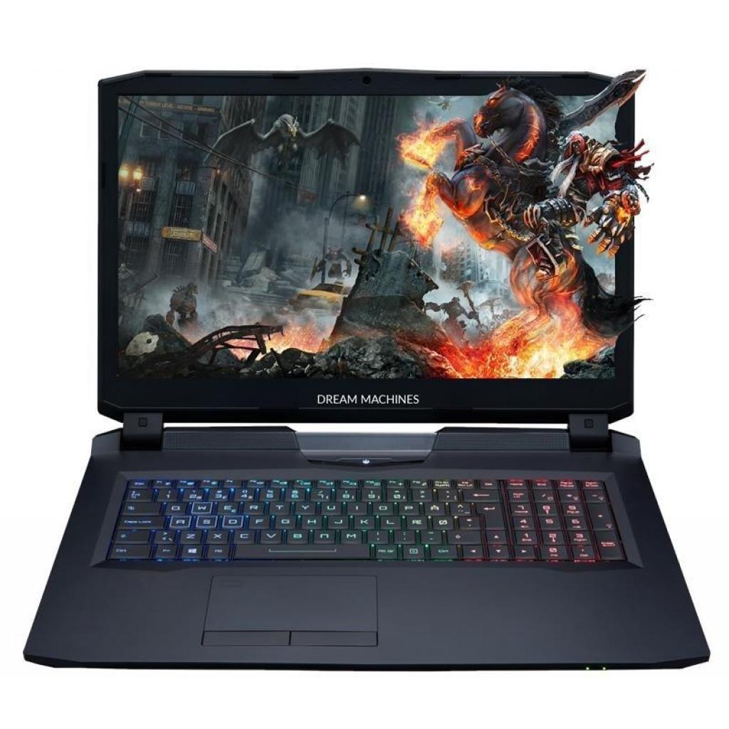 Ноутбук Dream Machines Clevo X1080-17 (X1080-17UA33)