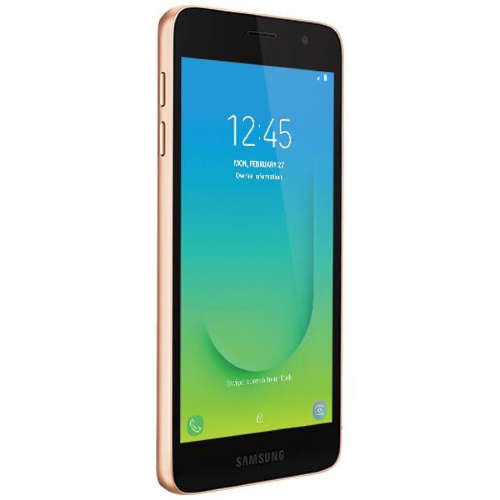 Мобильный телефон Samsung SM-J260F (Galaxy J2 Core) Gold (SM-J260FZDDSEK) изображение 5