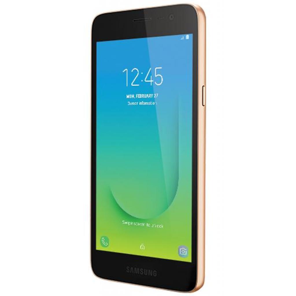 Мобильный телефон Samsung SM-J260F (Galaxy J2 Core) Gold (SM-J260FZDDSEK) изображение 6