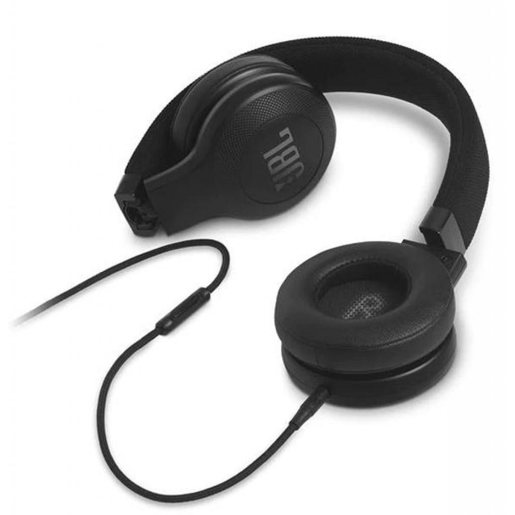 Наушники JBL E35 Black (E35BLK) изображение 7