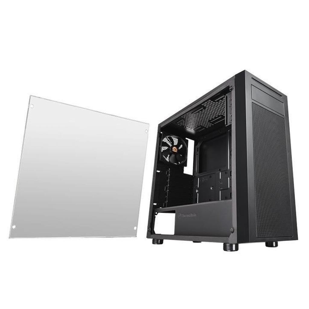 Корпус ThermalTake Versa J22 Tempered Glass Edition (CA-1L5-00M1WN-00) изображение 8