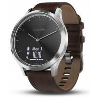 Смарт-часы Garmin Vivomove HR Premium Black/ Silver Large (010-01850-A4)