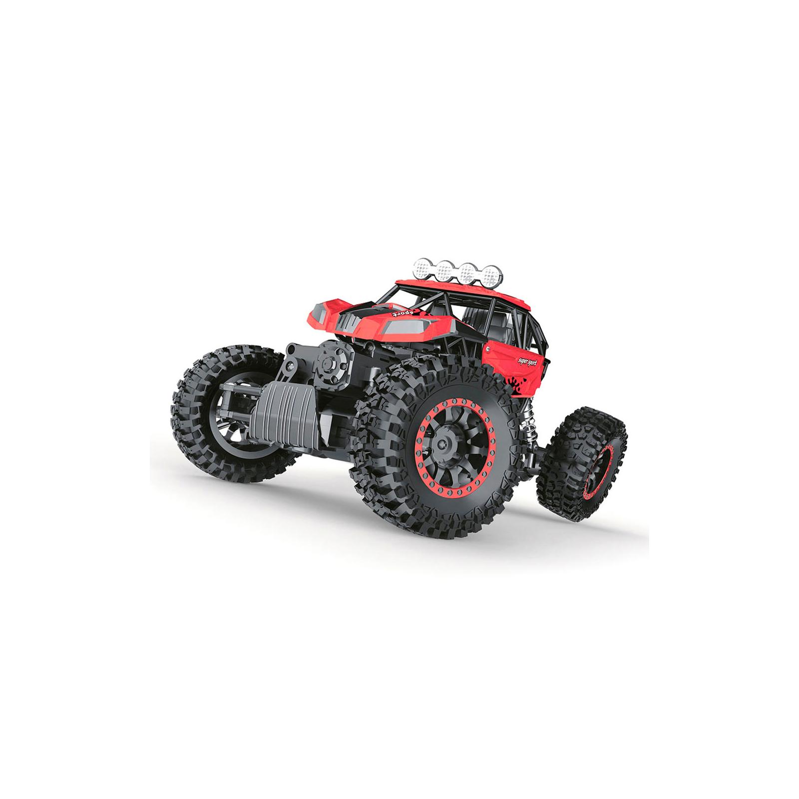 Радиоуправляемая игрушка Sulong Toys OFF-ROAD CRAWLER SUPER SPORT Красный (SL-001RHR) изображение 2