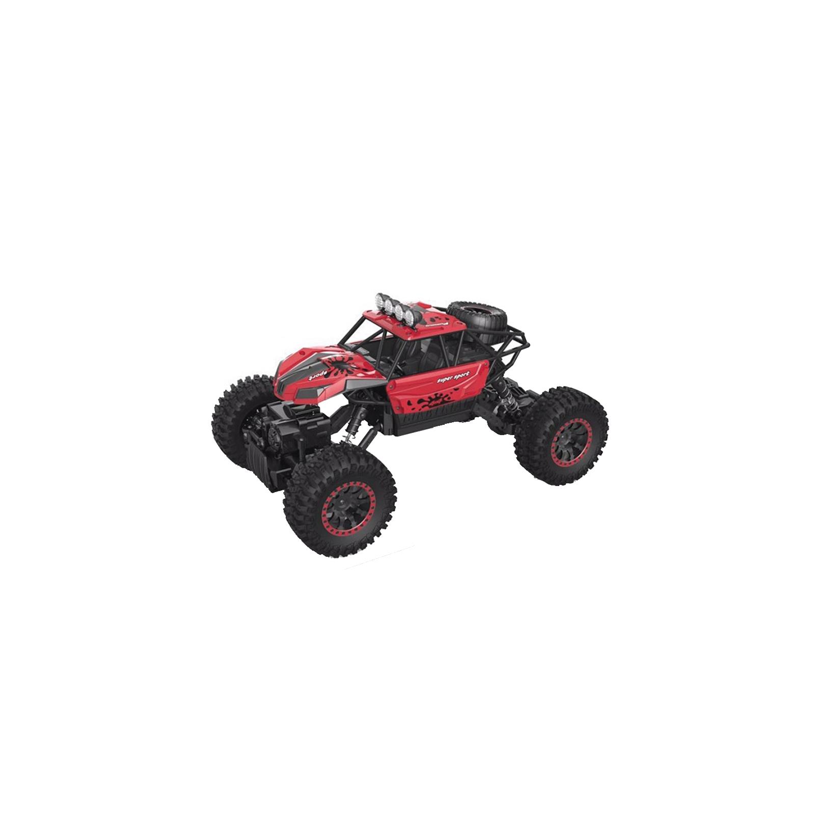 Радиоуправляемая игрушка Sulong Toys OFF-ROAD CRAWLER SUPER SPORT Красный (SL-001RHR)