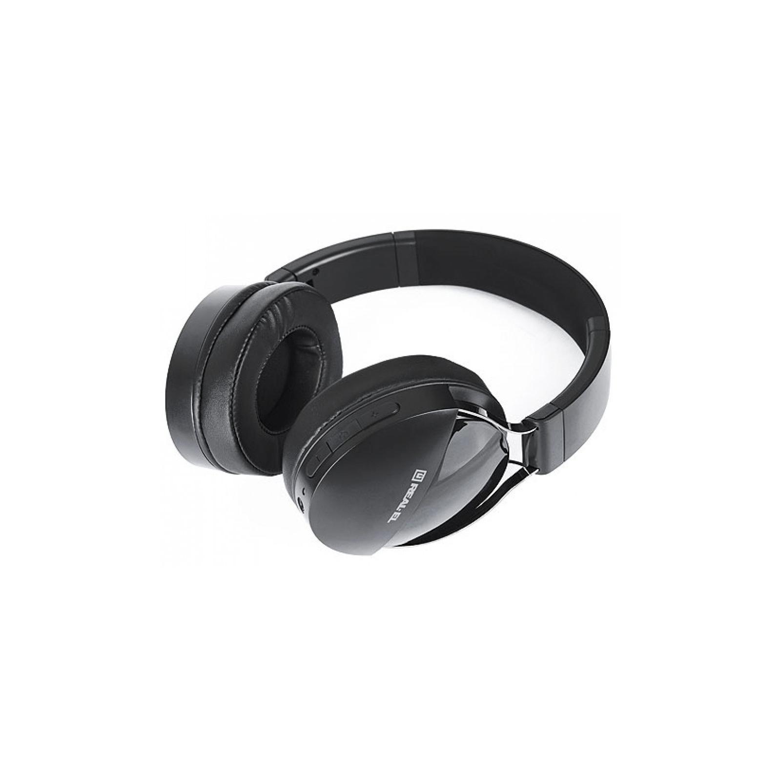 Навушники REAL-EL GD-880 Black зображення 3