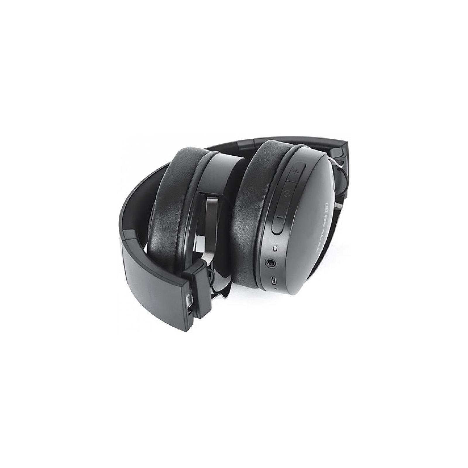Навушники REAL-EL GD-880 Black зображення 4