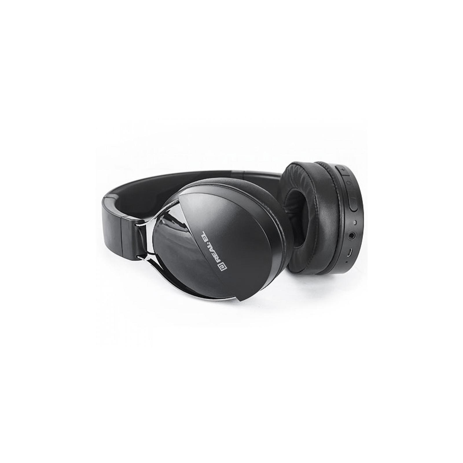 Навушники REAL-EL GD-880 Black зображення 6