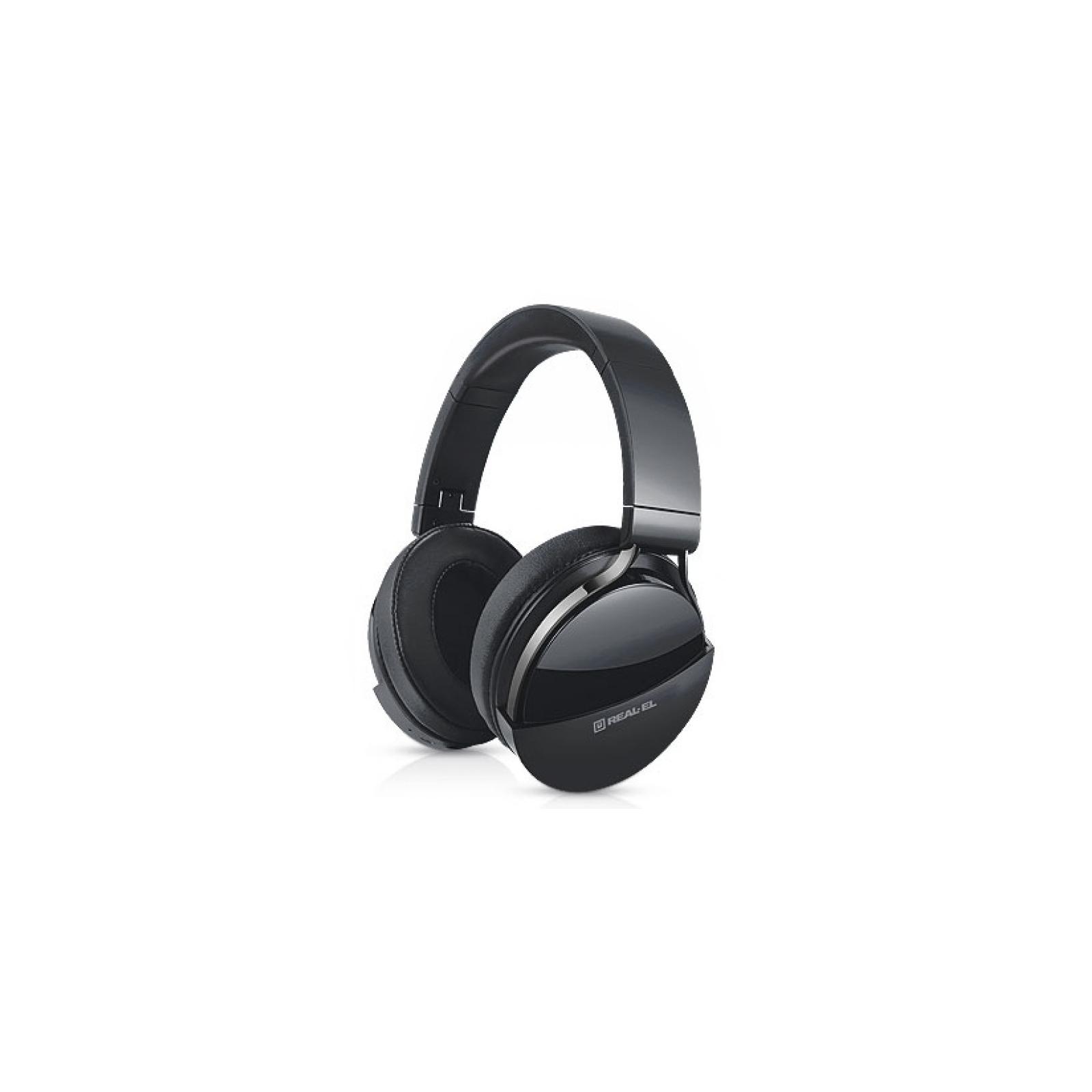 Навушники REAL-EL GD-880 Black