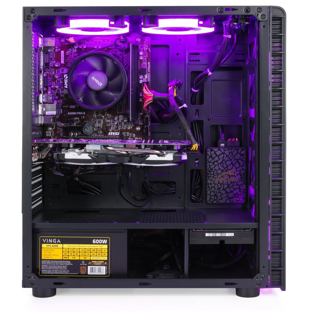 Комп'ютер Vinga Cheetah A4020 (R5M16R5700XT.A4020) зображення 4