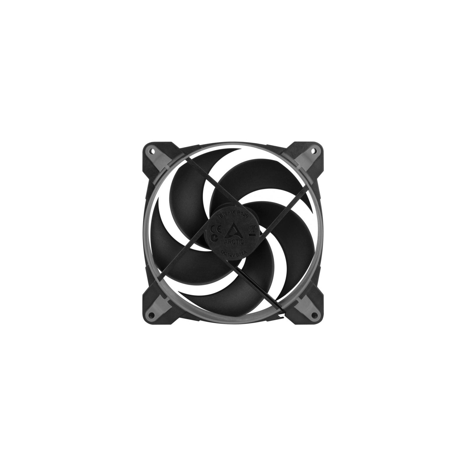 Кулер для корпуса Arctic BioniX P120 White (ACFAN00116A) изображение 5