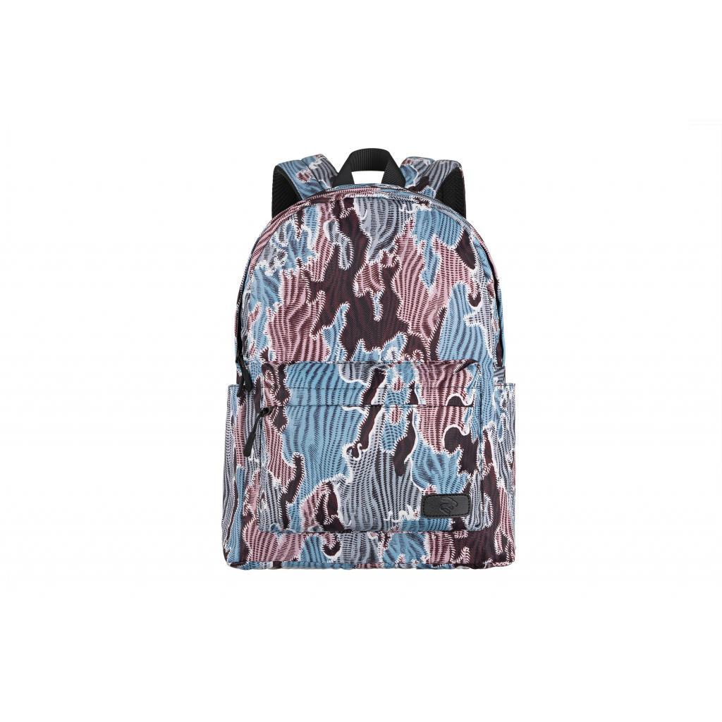 "Рюкзак для ноутбука 2E 13"" TeensPack Palms, multicolor (2E-BPT6114MC) зображення 2"