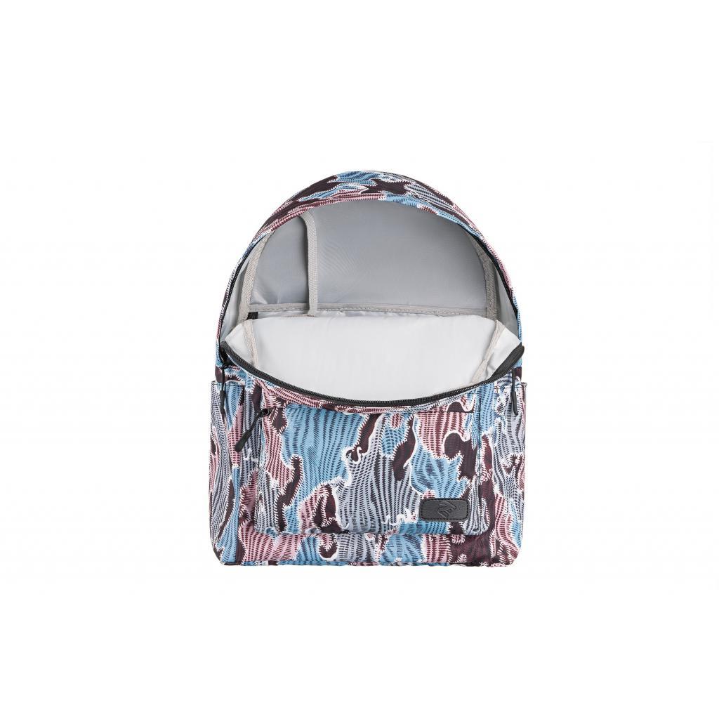"Рюкзак для ноутбука 2E 13"" TeensPack Palms, multicolor (2E-BPT6114MC) зображення 6"