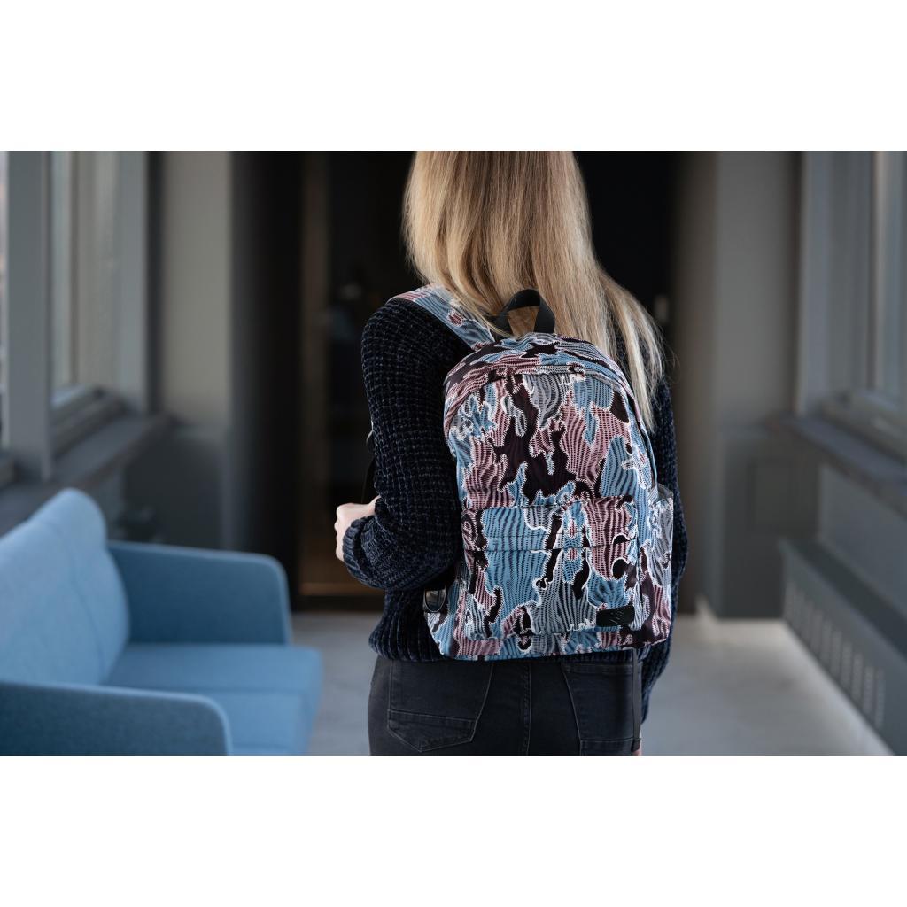 "Рюкзак для ноутбука 2E 13"" TeensPack Palms, multicolor (2E-BPT6114MC) зображення 9"