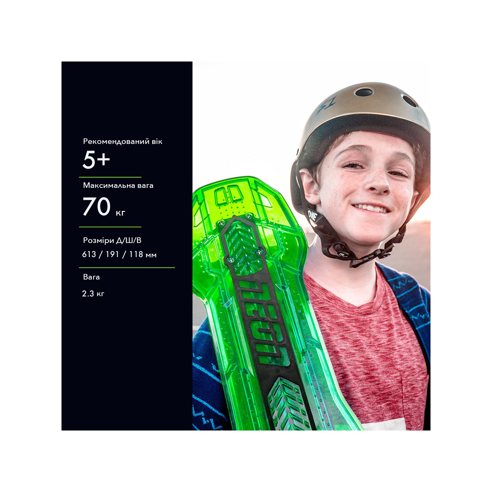 Скейтборд дитячий NEON Cruzer Зелений (N100792) зображення 11