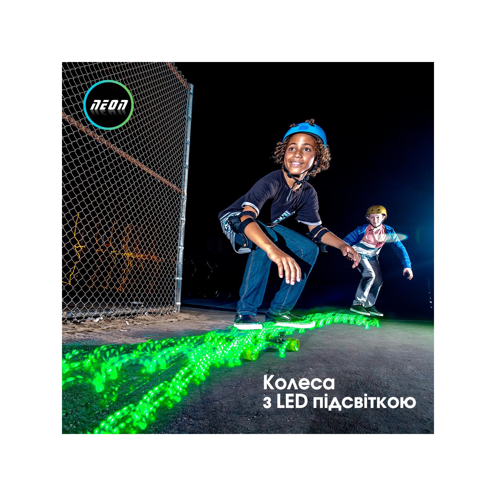 Скейтборд дитячий NEON Cruzer Зелений (N100792) зображення 12
