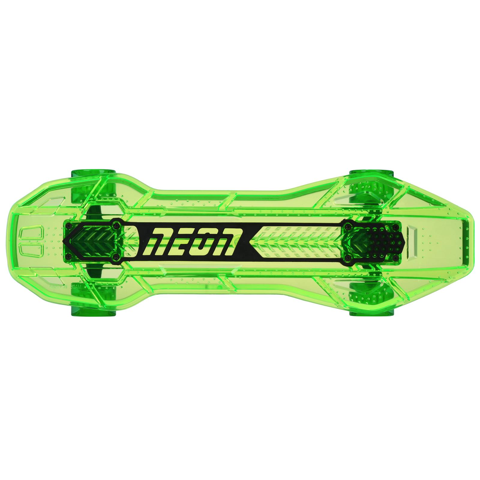 Скейтборд дитячий NEON Cruzer Зелений (N100792) зображення 2