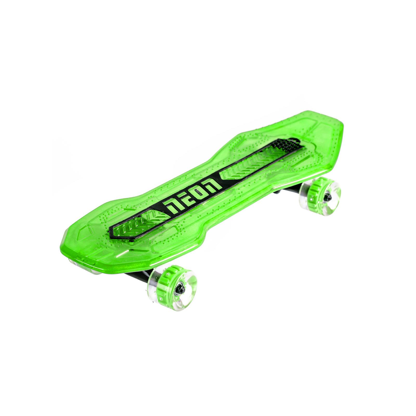 Скейтборд дитячий NEON Cruzer Зелений (N100792) зображення 3
