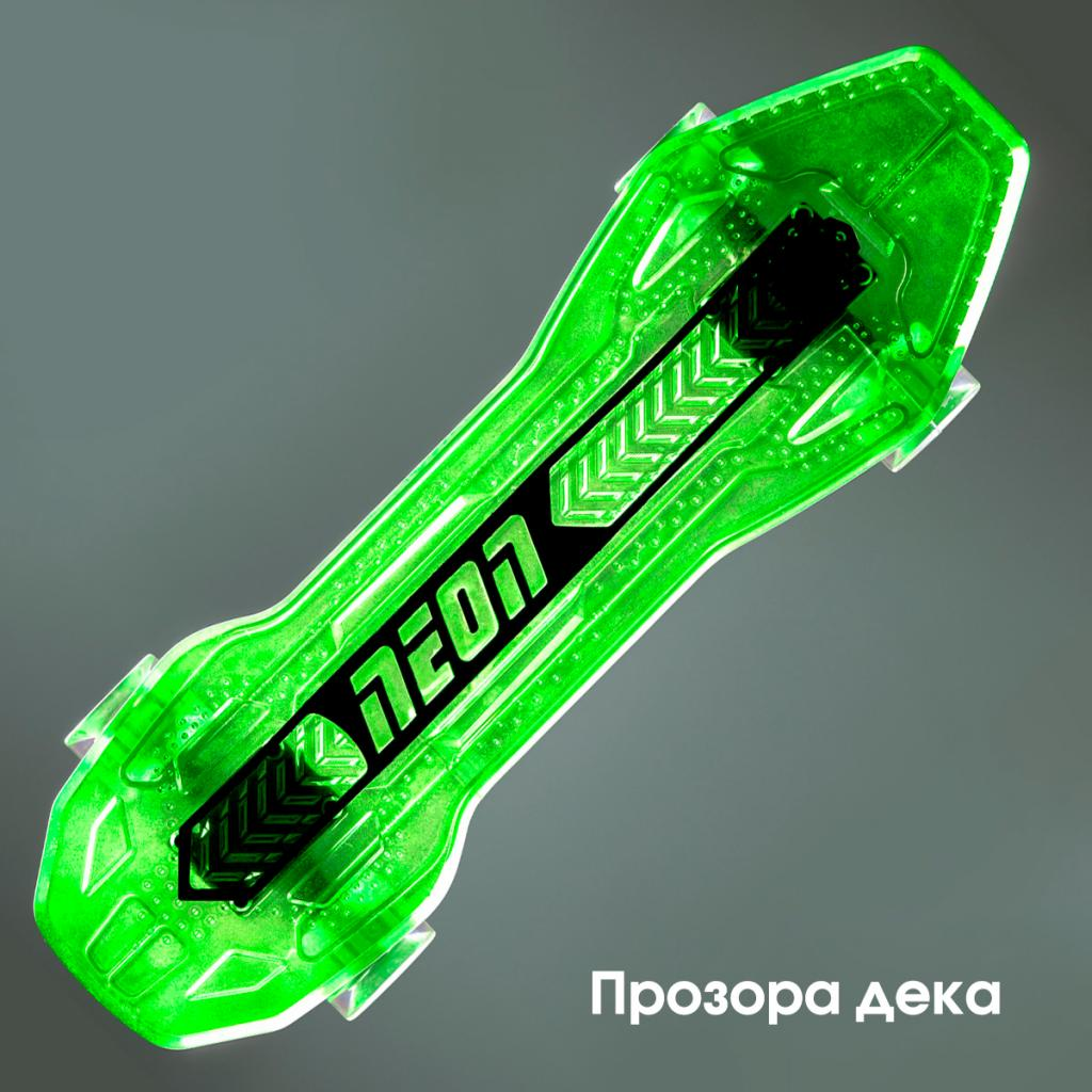 Скейтборд дитячий NEON Cruzer Зелений (N100792) зображення 6