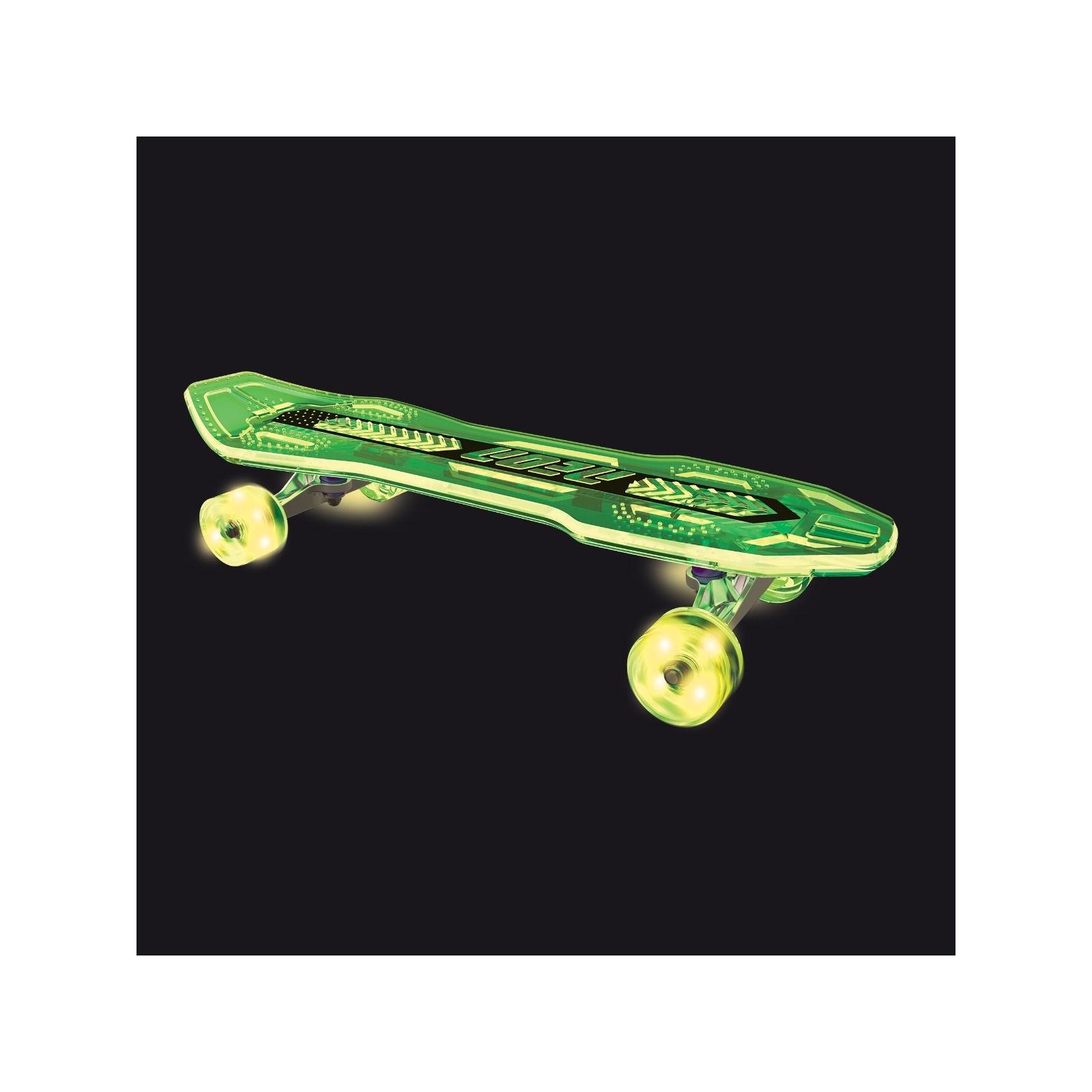 Скейтборд дитячий NEON Cruzer Зелений (N100792) зображення 7
