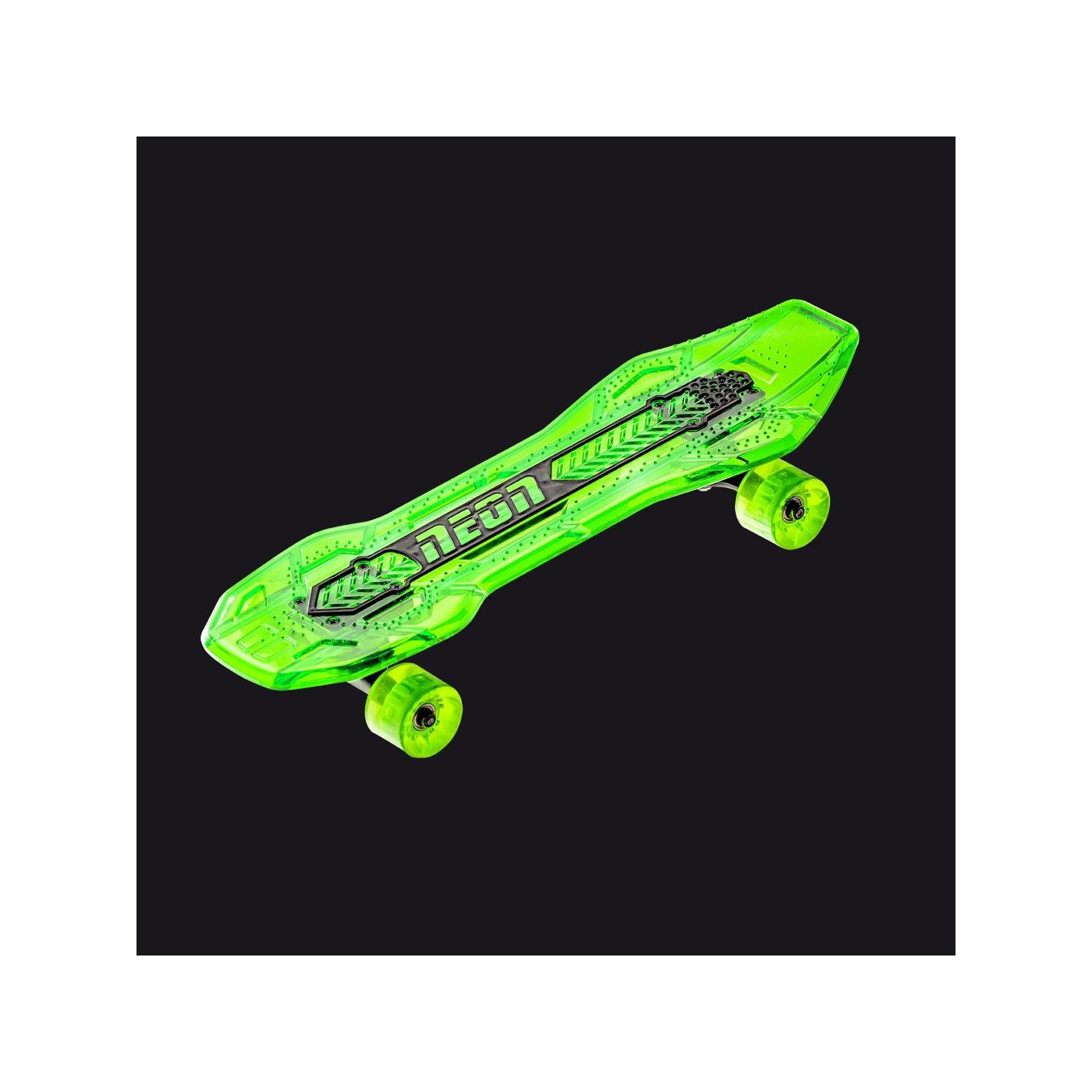 Скейтборд дитячий NEON Cruzer Зелений (N100792) зображення 9