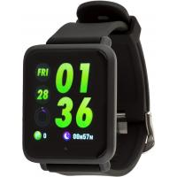 Фитнес браслет ATRIX Pro Health A2050 IPS Oximeter Pulse and AD black (fbapha2050b)